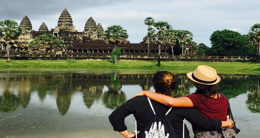 Full Day Angkor Park with Sunset by Tuk Tuk - Private Tour