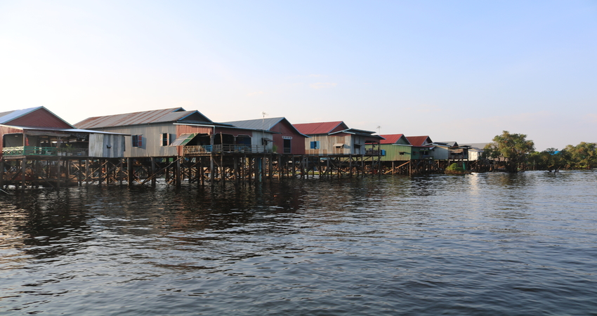 Tonle Sap Fishing Village & Flooded Forest - Small Group